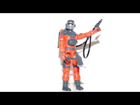 1985 Barbecue (Fire Fighter) G.I. Joe review
