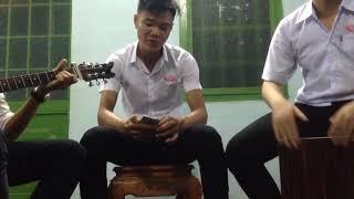 Em Gái Mưa (cover acoustic) - Tiến Kha