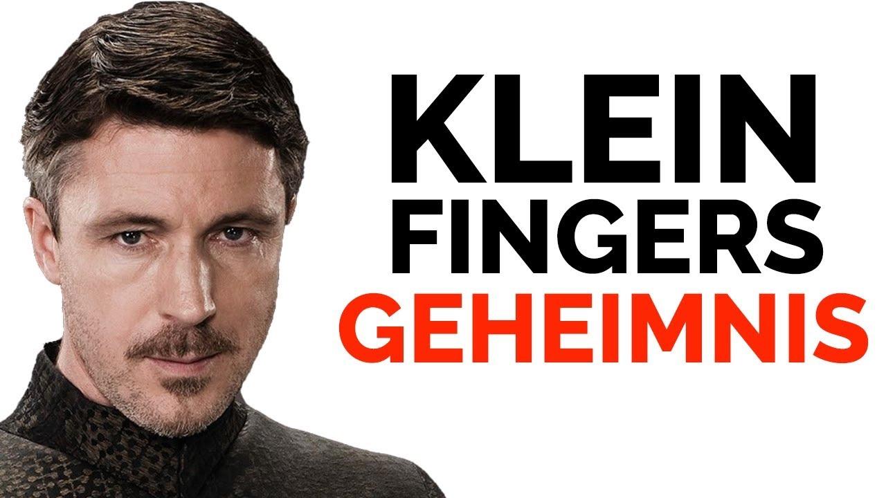 Game Of Thrones Kleinfinger