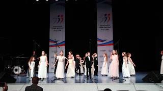 Детский хор Великан - Дуэт Котов (Дж.Россини)