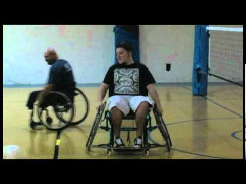 Wheelchair Volleyball Kid Adirondack Chair Plans 1 20 2011 Youtube
