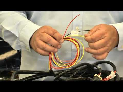 hqdefault 6r80 transmission controller and wiring harness install youtube Wiring Harness Diagram at readyjetset.co