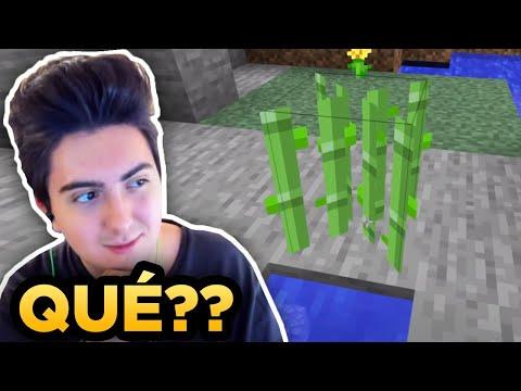 ESPERA....QUÉ??? Cursed Minecraft #3