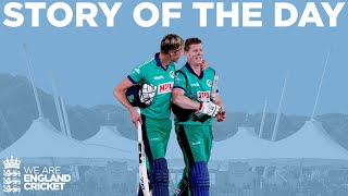 Ireland Win Final Over Thriller | England v Ireland 3rd Royal London ODI 2020