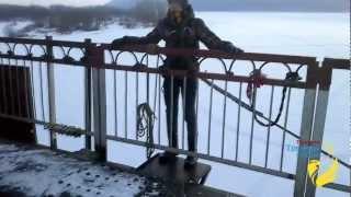 Прыжки с моста от Трезвого города Тольятти