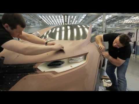 Car Design: Renault Initiale Concept (Pt. III)