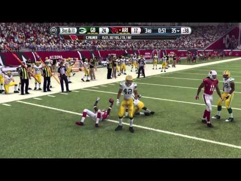 Packers vs Cardinals 2016 NFL Playoffs