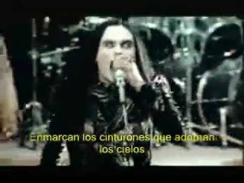 Cradle of Filth  From The Cradle To Eslave Sub Español