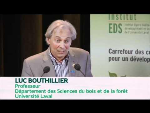 Luc Bouthillier - Le nouveau régime forestier du Québec (2/4)