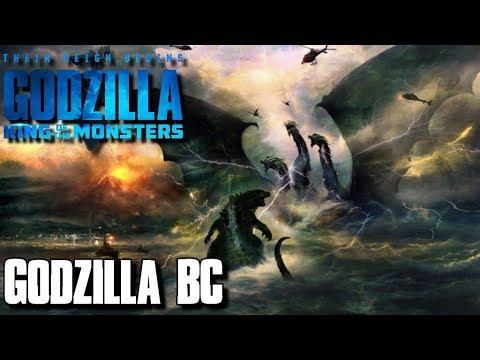 Michael Dougherty Wants Godzilla BC - Godzilla: King Of The Monsters