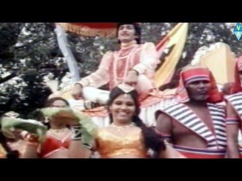 Rajadhi Raju Songs - Kotta Devudandi - Vijay Chandra, Sharada, Sumalatha - HD