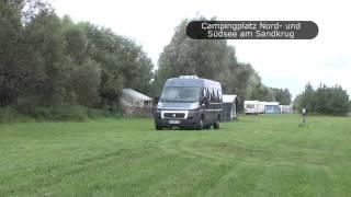 Campingplatz Nord- und Südsee am Sandkrug