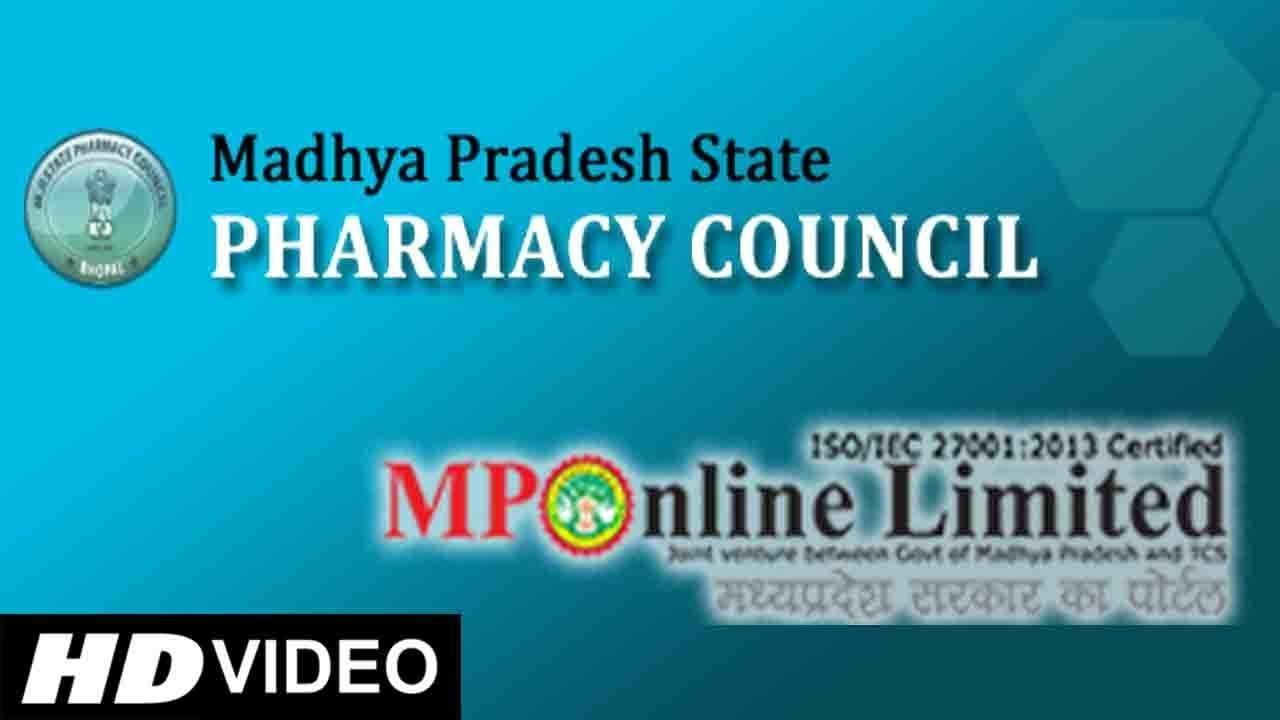 Pharmacy Council of India | PCI | Madhya Pradesh Registration by ALLWAYS  STUDIO