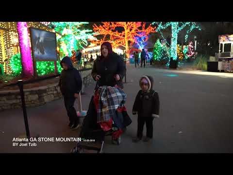 Stone Mountain Atlanta Ga By Joel Tzib