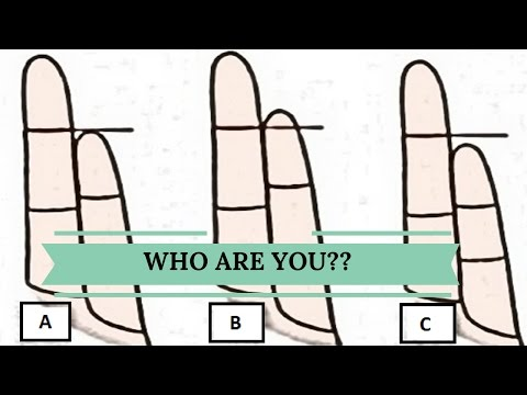 LITTLE FINGER AND YOUR PERSONALITY  LOW SET MERCURY FINGER (PALMISTRY)