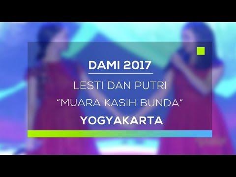 DAMI 2017 Yogyakarta : Lesti dan Putri - Muara Kasih Bunda