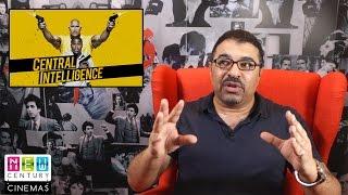 Central Intelligence   مراجعة سريعة بالعربي   فيلم جامد