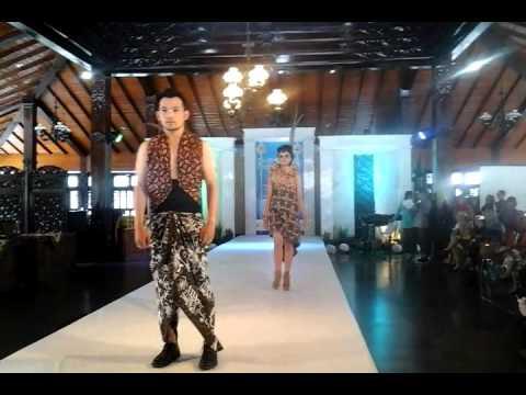 Fashion Show Batik Gumelem Alam 2015