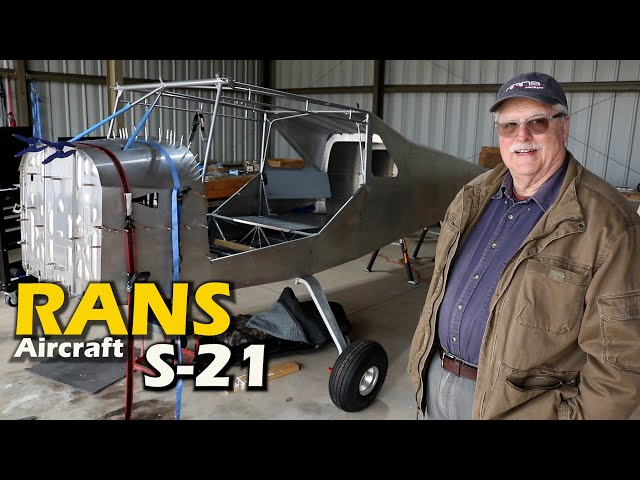 RANS Aircraft S21 - Fred's Build Update