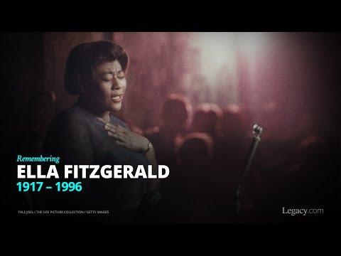 Remembering Ella Fitzgerald