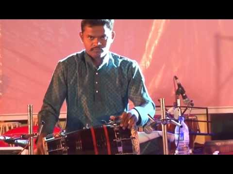 Ratnadeep Jamsandekar great dholki player..