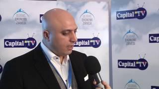 Gambar cover #UEZ2016 Yda Group Yönetim Kurulu Başkanı Hüseyin Arslan Röportajı