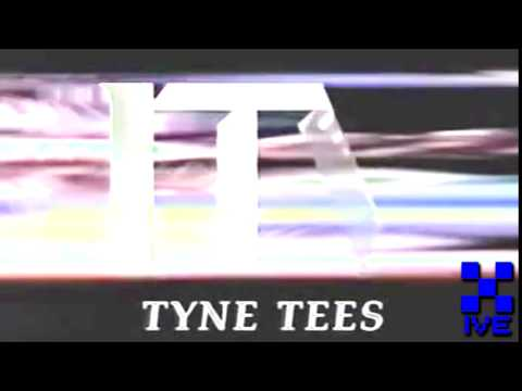 ITV Generic Tyne Tees 1989 in Real G Major 4