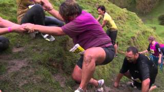 Over The Fence - The Mudder | Hyundai Nz