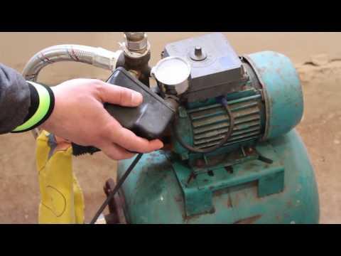 Как поменять реле давления на насосной станции