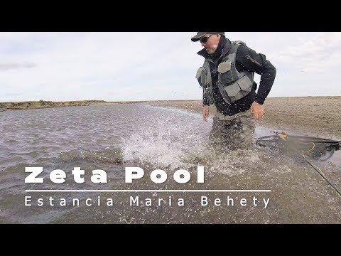 Spectacular Sea Trout Action From Rio Grande Zeta Pool - Tierra Del Fuego