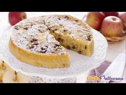 Invisible Apple Cake Recipe