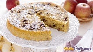Invisible Apple Cake - Recipe