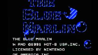 The Blue Marlin (NES) Music - Cape Canaveral With Persussions