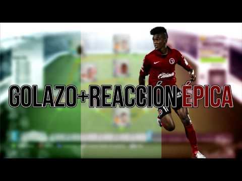 El mejor gol que he marcado + Reaccion!