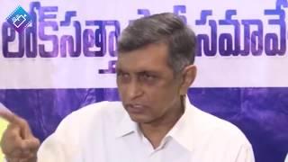 Jayaprakash Narayana Shocking comments on Andhra Politics | Jayaprakash Narayana | Filmylooks