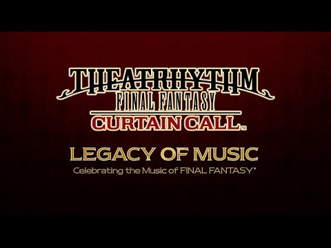 THEATRHYTHM FINAL FANTASY CURTAIN CALL LEGACY OF MUSIC: FINAL FANTASY - FINAL FANTASY III