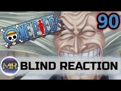 One Piece Episode 90 Blind Reaction - YOU DID IT :)