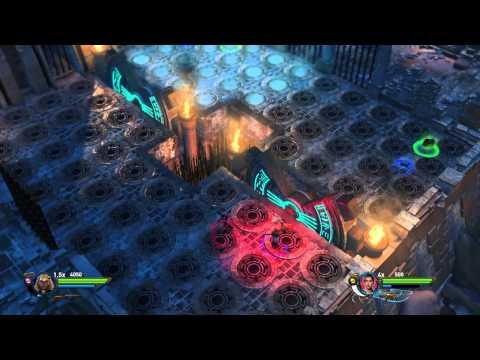 Lara Croft and the Temple of Osiris : Pharaoh Boss Fight |