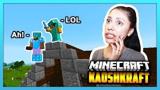 Video BUILDING A ROOF IS DANGEROUS! - Minecraft Survival: KaoshKraft SMP 3 - EP 80 download MP3, 3GP, MP4, WEBM, AVI, FLV Juni 2018