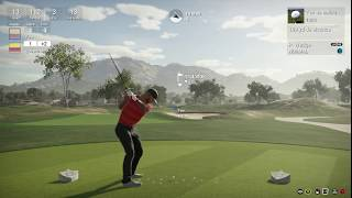 Hoyo en uno. Hole in one. Gasperteo. The Golf Club 2