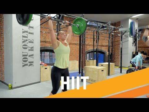 Интервальная кроссфит тренировка. Программа тренировок Crossfit - ARMA SPORT