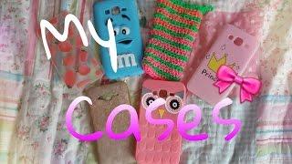 Мои чехлы для телефона// My cases for phone. Samsung J5(Привет всем. Меня зовут Аня. Мне13 лет и я учусь в восьмом классе Я живу в Украине, в Новой Каховке ..., 2016-07-06T06:43:06.000Z)