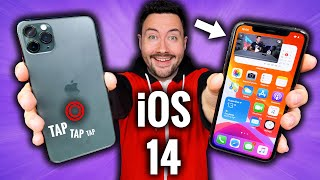 iOS 14 : 60 Hidden Functions and Big New Features!