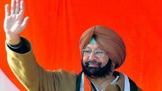 Amarinder Singh wants to take on CM Parkash S...