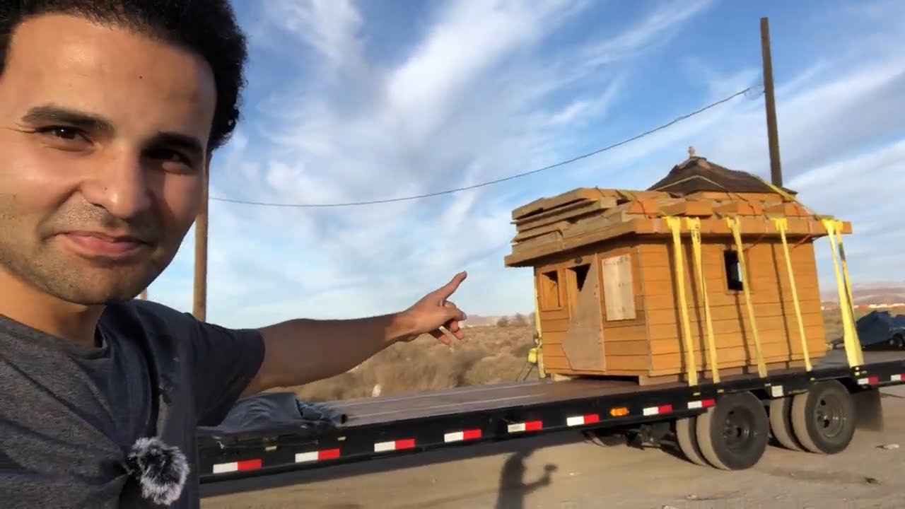 Broker Paid Me $7,400 for Half of My Trailer!! Hotshot Trucking!