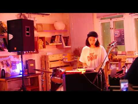 Only Half a Word is enough (GE live house gig) - Athena SP404