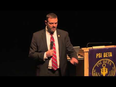 Psi Beta Evening Lecture Series