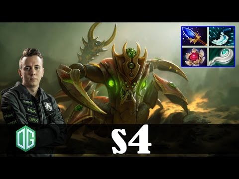 s4 - Sand King Offlane | Dota 2 Pro MMR  Gameplay