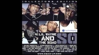 Lil Wayne - Throwing It Up (ft. Kidd Kidd) [Spad Up SQ1]