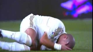 Download 25-01-2012 Barcelona-Real Madrid.  Messi's revenge against Pepe. MP3 song and Music Video